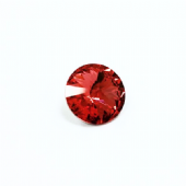 8mm Rivoli REDUCED SWAROVSKI Article 1122 Padparadscha SS39